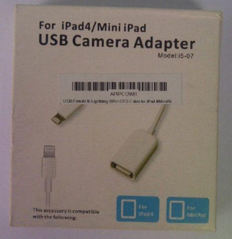 adapter usb otg ipad mini
