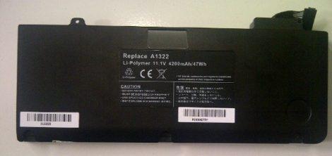 baterai apple macbook a1322