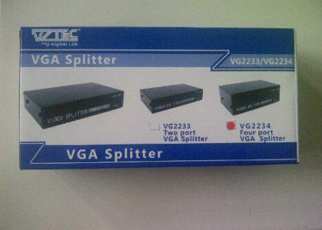 vga splitter four port