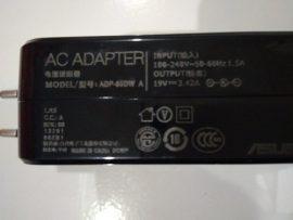 adaptor asus samping a455l