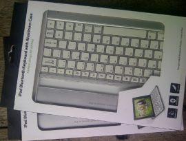 keyboard ipad putih